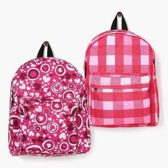 "Summit Kids 14"" Backpack (Set of 2)"
