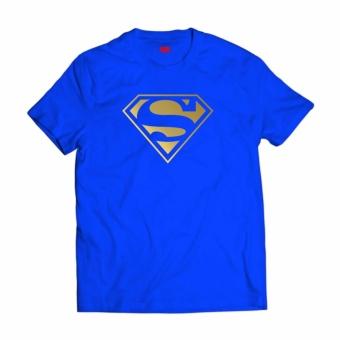 Supergirl for Women (CTWAW03-BU-G) Blue/Gold - 2