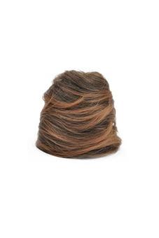 Synthetic Fiber Hair Bun (Brown)
