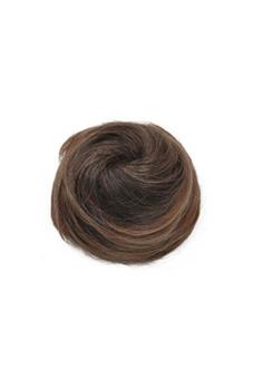 Synthetic Fiber Hair Bun (Chestnut Brown) - picture 2