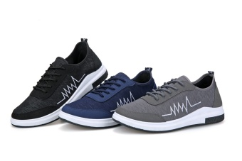 TA Korean version of the new old Beijing casual shoes, sports shoes Metrosexual(Black) - intl - 5