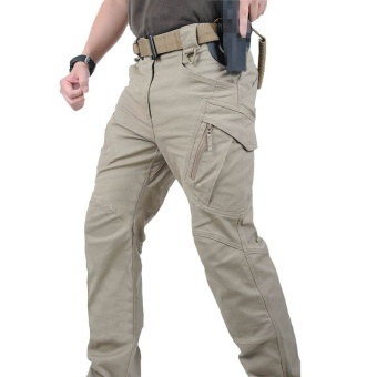 Tactical Pants IX9 Mens Outdoor Sport Training Army Trousers - intl