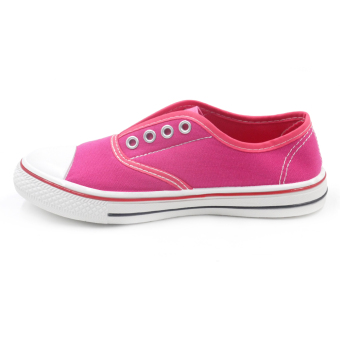 Tanggo 9998-09 Flat Shoes Sneakers Slip-On Women's Fashion Shoes(pink) - 2