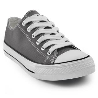 Tanggo Drew Fashion Sneakers Men's Casual Rubber Shoes (grey)