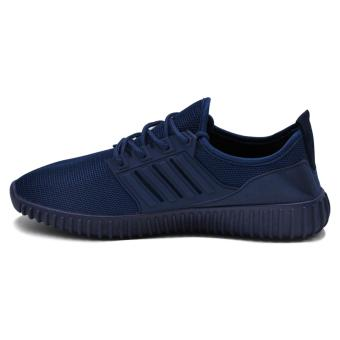 Tanggo Kathy Fashion Sneakers Women's Rubber Shoes (navy blue) - 2
