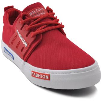 Tanggo Kylie Fashion Sneakers Women's Rubber Shoes (red)