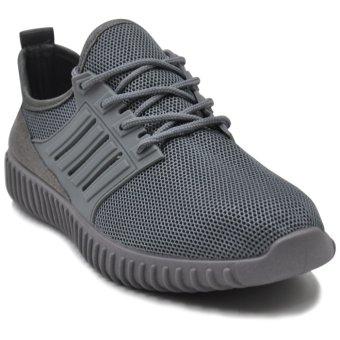 Tanggo Leo Fashion Sneakers Men's Rubber Shoes (grey)