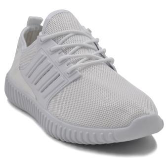 Tanggo Leo Fashion Sneakers Men's Rubber Shoes (white)