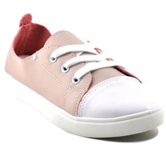 Tanggo Lideli-2 Fashion Sneakers Women's Shoes Casual Slip-On(apricot)
