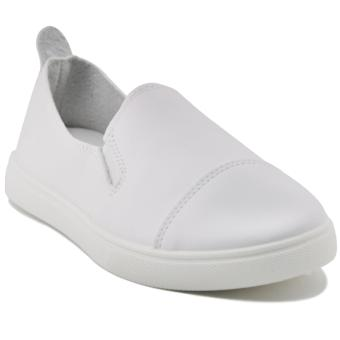 Tanggo Lideli-3 Fashion Sneakers Women's Shoes Casual Slip-On(white) Price Philippines