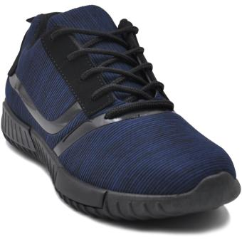 Tanggo Xavier Fashion Sneakers Men's Rubber Shoes (navy blue) - 2