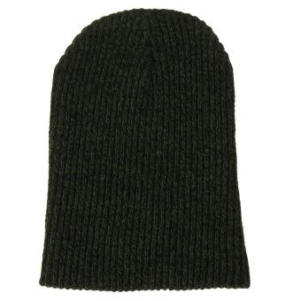Teamwin Unisex Knit Cotton Baggy Beanies Caps Crochet Slouchy Oversized - 2