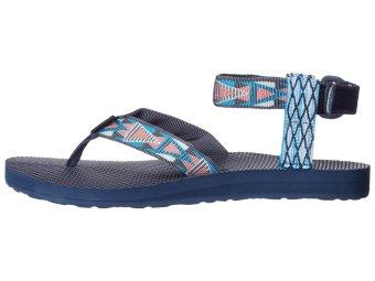 Teva Women's Original Sandal (Pyramid Blue) - 3