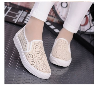 The new DM platform shoes shoes lazy lady - intl