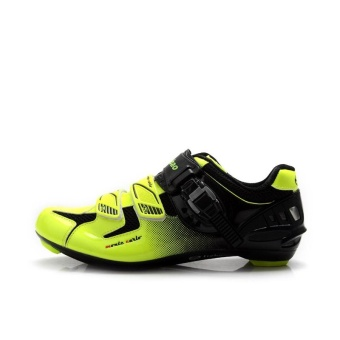 Tiebao R1303 Outdoor Athletic Racing Road Cycling Shoes,AutoLock/SelfLock Bike Shoes, SPD/SL/LOOK-KEO Cleated Bicycle Shoes- intl