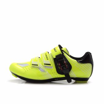 Tiebao R1330 Outdoor Athletic Racing Road Cycling Shoes,AutoLock/SelfLock Bike Shoes, SPD/SL/LOOK-KEO Cleated BicycleShoes-intl
