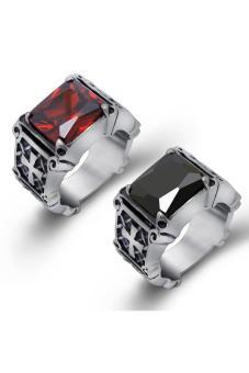 Titanium steel Ring 10
