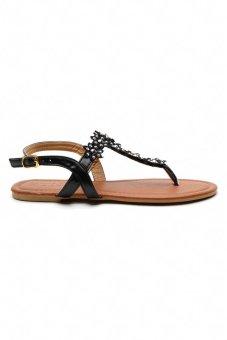 TNL Maisie Sandals (Black)
