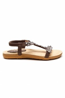 TNL Reina Sandals (Coffee) - picture 2