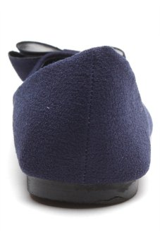 TNL Zahra Ballet Shoes (Navy) - picture 2