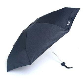 Tokio 5 Folds Super Compact Umbrella (Black)