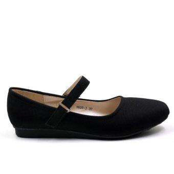 Tokkyo 1605-2 Takota School Shoes (Black) - 3