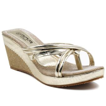 Tokkyo Shoes Cora SYP-63 Wedge Sandals (Gold) Price Philippines