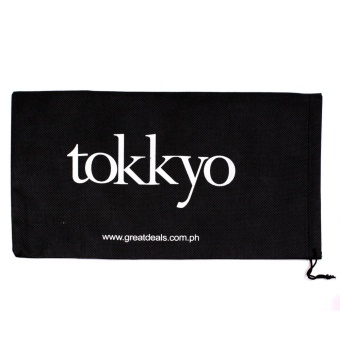 Tokkyo Women's Bora Wedge Sandals (Black) - 4