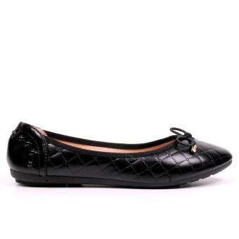 Tokkyo Women's Elsa Ballet Flats (Black) - 3