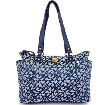 Tommy Hilfiger Diaper Tote Bag (Blue) Price Philippines