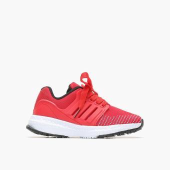 Tough Kids Boys Casper Rubber Shoes (Red)