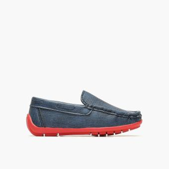 Tough Kids Boys Erwan Loafers (Blue)