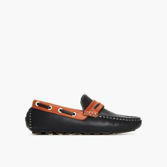 Tough Kids Boys Lou Loafers (Navy Blue)
