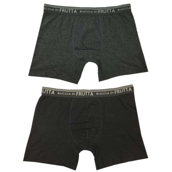Town Shop Modern Boxer Brief Pack of 2 (2 pieces assorted color)