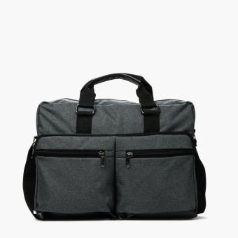 Travel Basic Mens Portb Messenger Bag (Black)