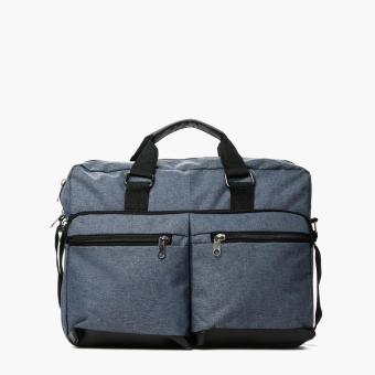 Travel Basic Mens Portb Messenger Bag (Navy Blue)
