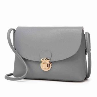 Trendy Shoulder Crossbody Sling Bag (Grey) Price Philippines