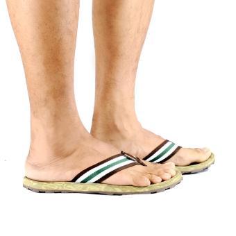... Tribu Outdoor Sandals Puerto (Brown) - 4