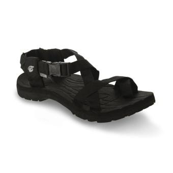 Tribu Outdoor Sandals Subanon2 608 Black Size: 05
