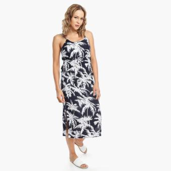Tropico By Kultura Ladies Tropical Maxi Dress (Blue) Price Philippines