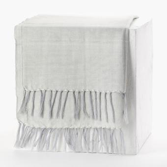 Tropiko By Kultura Ladies Inabel Shawl (Gray)