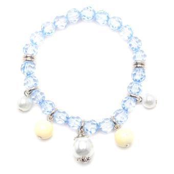 TRRRIXII LJ-02303D Bracelet (Blue/White) - picture 3
