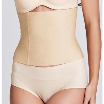 Tummy Sleek and Slim Post-natal Belt Girdle Corset #888 (Skintone)