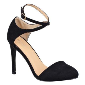Twinky Hazeline Sandals (Black)