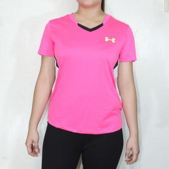 Under Armour Active Shirts Pink