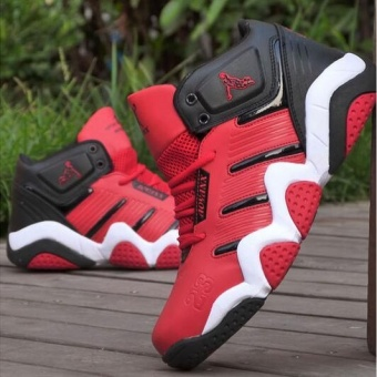UR men's shock-absorbing basketball shoes - intl Price Philippines