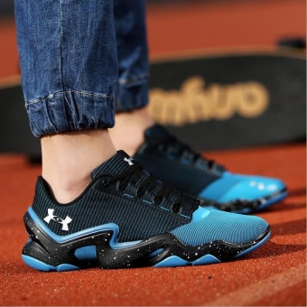 UR net surface breathable basketball shoes - intl - 3