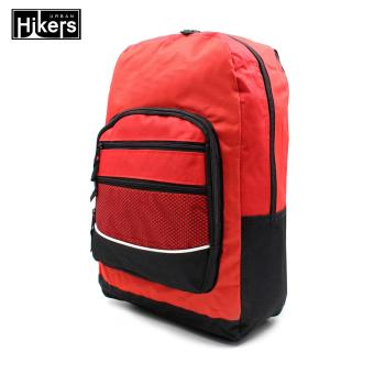 Urban Hikers Cameron Casual Daypack Backpack (Red)