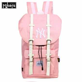 Urban Hikers Taylor Travel Casual Outdoor Backpack (Pink)
