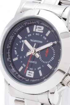 Valentino Sport L Women's Watch 20121695 (Silver/Blue) - picture 2